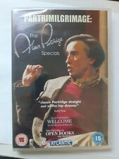 Alan Partridge: Partrimilgrimage - The Specials (DVD) NEW & SEALED