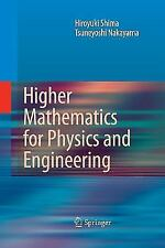 Higher Mathematics for Physics and Engineering by Hiroyuki Shima and...