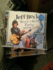 Rock'n'Roll Party (Honoring Les Paul) by Jeff Beck CD