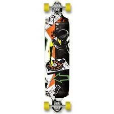 Yocaher Complete Mix-It-Up Dj Drop Down Longboard