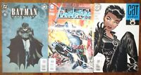 Batman Chronicles 11 Paul Pope Deathstroke 23.2 Catwoman 1 2002 Darwyn Cooke