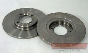 Brake Disc (pair) - Triumph Herald, Spitfire, Lotus Elan, Europe, Seven