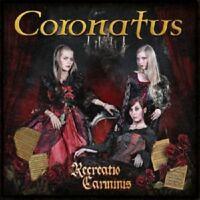 CORONATUS - RECREATIO CARMINIS (LTD.DIGIPAK)  CD NEU