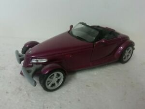 1/24  diecast  Plymouth Prowler  motor rcar by  Maisto
