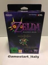 THE LEGEND OF ZELDA: MAJORA'S MASK SPECIAL EDITION 3DS - PAL VERSION - NUOVO NEW