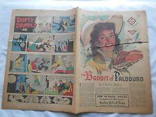 -THE BANDIT OF PALODURO-THE SUNDAY NOVEL-PATRIOT-NEWS-HBG,PA-OCTOBER 16,1949