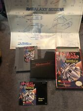 Galaxy 5000: Racing in the 51st Century (NES Nintendo). Complete. Box & Poster.