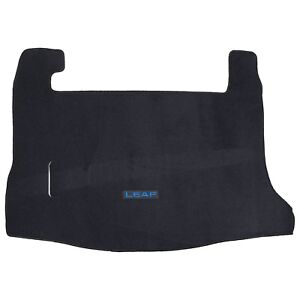 NEW OEM 18-19 Nissan Leaf Black Rear Trunk Carpeted Cargo Mat WITH Sub Woofer
