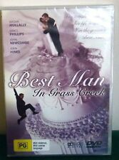 DVD - BEST MAN in GRASS CREEK - PG - BRAND NEW STILL IN PLASTIC WRAP - Mullally