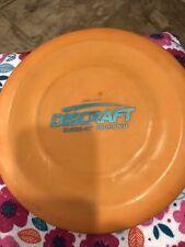 Discraft 1st Run Buzzz-Gt Midrange 179g Orange Used No ink rare