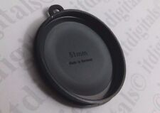 51mm Slip On Push-on Front Lens Cap Cover 51 mm Made In Germany New High Quality