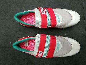 New-Old-Stock Time Equipe (TBT) Cycling Shoes - Size 46 (Euro)