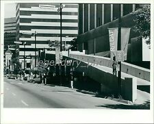1989 JC Penny Parking Terrace Salt Lake City Original News Service Photo