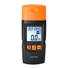 Wood Moisture Meter Digital Lcd Moisture Tester Wood Moisture Detection Tester