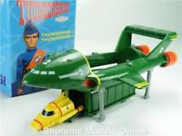 CORGI CC00802 THUNDERBIRDS 2 & 4 MODEL SPACE CRAFT GERRY ANDERSON THUNDERBIRD K8