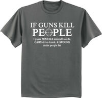 2nd Amendment Pro Gun Rights T-shirt Funny Saying Right to Concealed Carry Tee