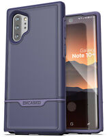 For Samsung Galaxy Note 10 Plus Protective Tough Case Full Body Rugged Purple