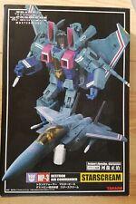 Transformers Masterpiece Starscream Takara MIB MP-03 MP-3 First Release 2006