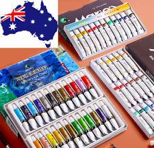 Marie's Oil Paint Set 12ml * 12/18/24 colors Tubes Set Artist Painting