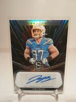 2020 Panini Spectra Joey Bosa Signatures Auto Hyper Prizm 16/30 Chargers SSP