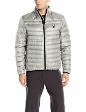 7249-2 Spyder Men's Prymo Down Jacket,  Cirrus/Black, Medium $199