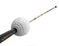 Speed Whoosh Golf Swing Trainer for Men with Training Grip Right Hand 48 Inches