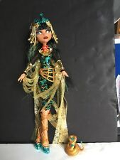 Monster High Loose Cleo Only From 2 Pack Exclusive SDCC With Stand NEW