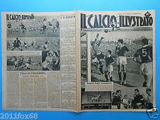 1949 il calcio illustrato n. 37 inter padova torino venezia superga carapellese