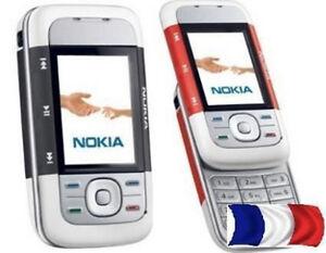 téléphone mobile NOKIA 5300 DEBLOQUE Reconditionné Vendeur Français