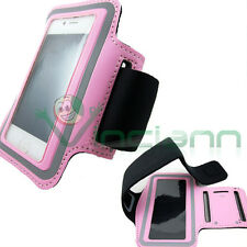 Armband fascia braccio Sport pr iPhone 3Gs 4s iPod Touch 4 ROSA custodia fitness