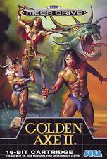 ## SEGA Mega Drive - Golden Axe 2 / MD Spiel ##