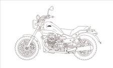80 CATALOGO RICAMBI ORIGINALI MOTO GUZZI NEVADA CLASSIC IE 750 2009 - FILE PDF