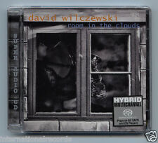 "Opus 3 Records ""David Wilczewski - Room In The Clouds"" Hybrid SACD CD New Sealed"