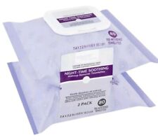 Equate 46064435 Beauty Remover Towelettes - 2 Pack of 40 Sheets