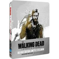 Blu Ray : The Walking Dead - Intégrale saison 2 - Ed Steelbook - NEUF