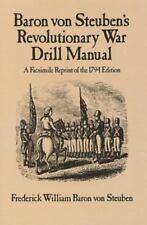 Dover Military History, Weapons, Armor: Baron Von Steuben's Revolutionary War D…