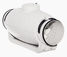 Schallgedämmter Rohrventilator Lüfter TD 350/125 SILENT S&P bis 26 dB - 330 m3/h