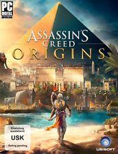 Assassin's Creed Origins PC Spiel Key - Ubisoft Uplay Digital Download Code