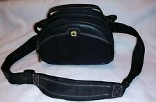Wenger Swiss Army Rhea Black Crossbody Nylon Shoulder Insulated Purse Camera Bag