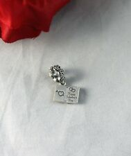 Sterling Silver Retired Ale Pandora Valentines Day Book Charm Cat Rescue