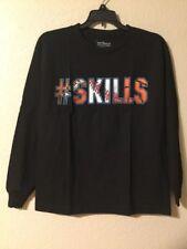 URBAN PIPELINE # SKILLS T Shirt Black Color Size L(10/12)