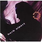 Herb Alpert Larry Carlton Stan Getz CD Midnight Sun (New/Unsealed)