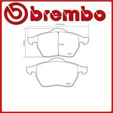 07.B314.70#63 PASTIGLIE FRENO ANTERIORE SPORTIVE BREMBO SPORT VW PASSAT Variant