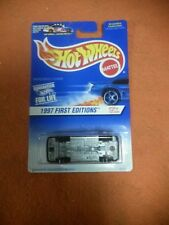 Hot Wheels ERROR 1997 First Edition Mercedes C-Class on its side Sealed