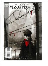 X-Men: Magneto Testament Marvel Comics #2 VF/NM 9.0 WWII Nazi's Holocaust 2008