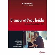 DVD Neuf - D'amour et d'eau fraîche - Annie Girardot, Miou-Miou, Julien Clerc, C