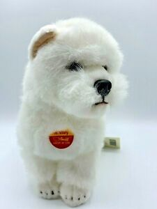 "Steiff ""Whitey"" West Highland White Terrier 080715 - 25cm - Mint w/Tags"