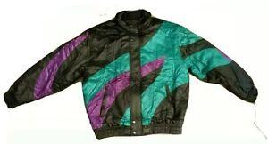 CKX International Snowmobile Jacket Insulated Parka Coat Mens Vintage L Winter
