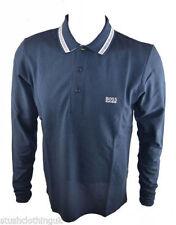 HUGO BOSS Long Sleeve Basic T-Shirts for Men