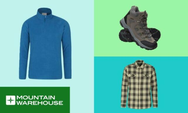9c45265c979 Up To 70% off Mountain Warehouse Men s Range